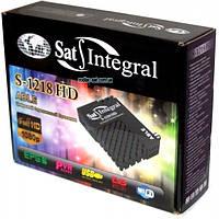 Sat-Integral S-1218 HD прошитый