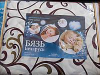 Двухспальный комплект постельного белья, БЯЗЬ Беларусь, 100% сotton, 180х215, абстрактный узор