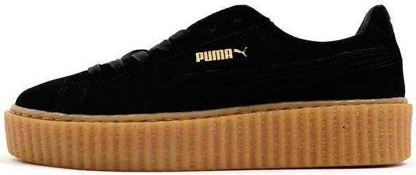 e759995f5c63 Купить Кроссовки Rihanna x Puma Suede Creeper