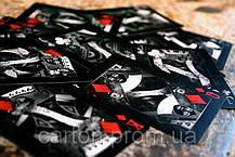 Карты игральные   Arcane Black, фото 2