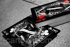Карты игральные   Arcane Black, фото 3