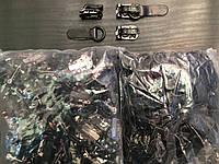 """Крючек шубный """"NOBLE"""", цвет черный 100шт в упаковке (пр-во Беларуссия)"""