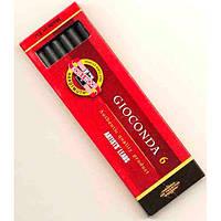 Грифели для цангового карандаша 4865 (5,6 мм) Koh-i-Noor 2B