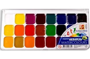 Акварель Луч Классика 24 цвета