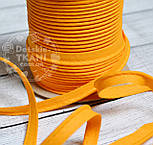 Кант из хлопка, цвет оранжевый, фото 2