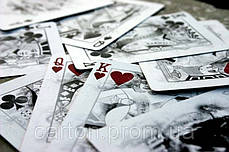 Карти гральні | Arcane White, фото 3
