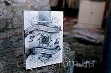 Карти гральні | Arcane White, фото 2