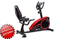 Велотренажер Hop-Sport (HS-67R Axum) black