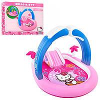 Дитячий ігровий центр INTEX 57137 Hello Kitty, фото 1
