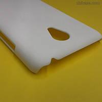 Чехол пластиковый для Meizu M2 Note (белый)