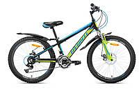 Горный подростковый велосипед Avanti Rider 24 (2017) new