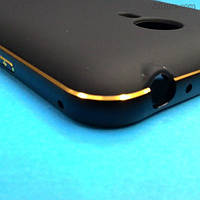 Чехол для Meizu M2 Note (алюминий + пластик)