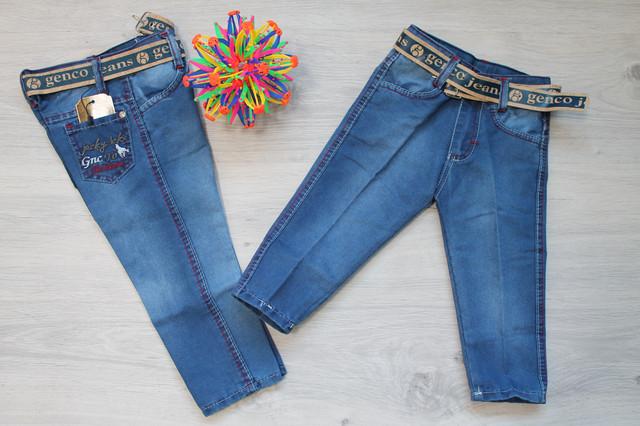 детские джинсовые брюки Bonkids.com.ua