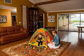 Палатка детская с шариками 40 шт. в комплекте, фото 2