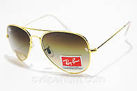Солнцезащитные очки Рей Бен Aviator стеклянные, капли ( Рей Бен Авиатор ), очки солнцезащитные 2018 (реплика)