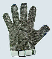 Перчатка кольчужная на пять пальцев