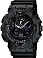 Мужские Наручные Электронные Часы в стиле Casio G-Shock GA 100, фото 2