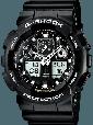 Мужские Наручные Электронные Часы в стиле Casio G-Shock GA 100, фото 5