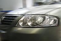 """Nissan almera classic - установка би-ксеноновых линз Morimoto G5 2,5"""" и ксенона в фары"""