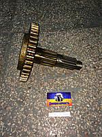 Вал вторичный КПП МТЗ (пр-во беларусь), фото 1