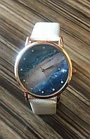 Часы женские Космос (белые)