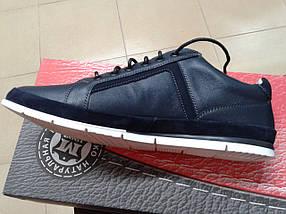 НОВВИНКА! Стильные молодежные туфли  из натуральной  кожи МИДА 11378, фото 3