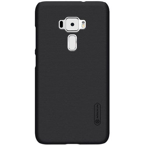 Чехол-бампер Nillkin Super Frosted Shield Black для Asus Zenfone 3 ZE552KL