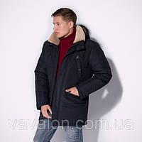 Куртка-парка мужская зимняя, ТМ VAVALON, арт. 161
