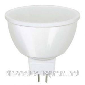 Светодиодная лампа  LED 5Вт CRYSTAL5W 4200К MR16 220В