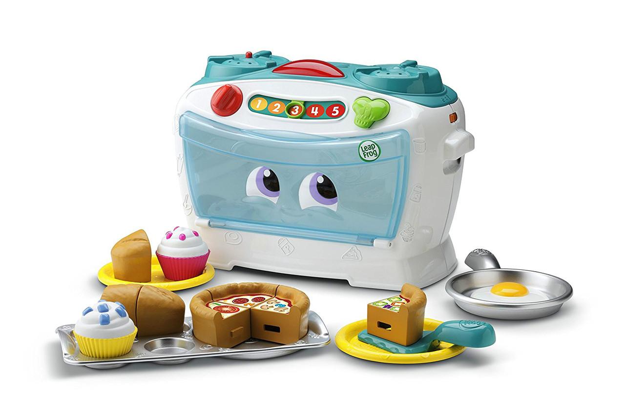 LeapFrog Развивающая интерактивная печь, духовка Number Lovin' Oven