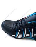 Кроссовки мужские KMB blue, фото 8