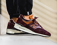 Кроссовки New Balance 997 Ski Collection Burgundy