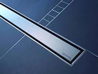 Душевой канал KESSEL Linearis Comfort  с дизайнерской решеткой 750 мм