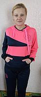 Модный Спортивный женский костюм(42-50), доставка по Украине