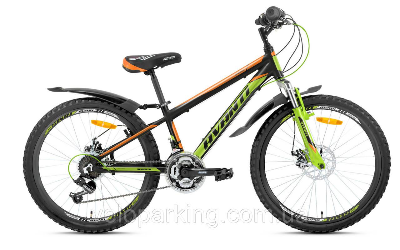 Горный подростковый велосипед Avanti Sprinter 24 (2017) DD new
