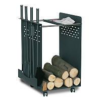 Comex Подставка для дров + каминный набор
