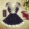 Женское красивое платье, 2 цвета. Ф-17-0317    , фото 4