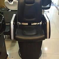 Мужское кресло для стрижки BARBER B-012 эконом, фото 1