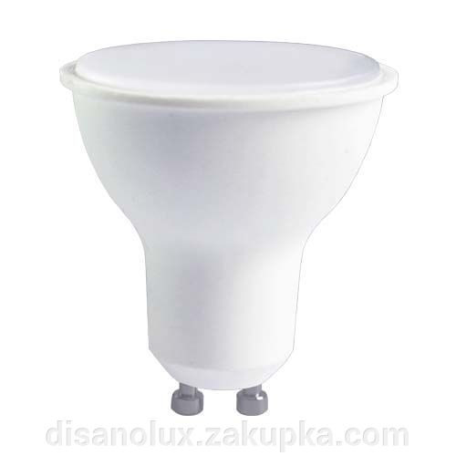 Светодиодная лампа SIV-MR16-7W-4100K-GU10  220V