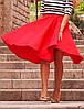 Женская юбка миди в расцветках. ф-16-0317, фото 4
