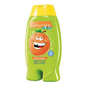 """Детский гель для душа/пена для ванн """"Оранжевое настроение"""" Avon, Эйвон, Ейвон, 250 мл"""