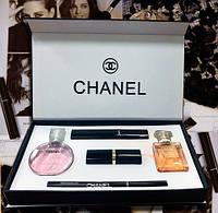Подарочный набор из 5 предметов Chanel Present Set (Шанель)