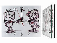 Часы на стену для влюбленных