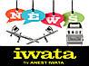 Аэрографы и компрессоры IWATA by Anest Iwata
