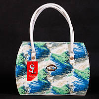 Стильная весенне-летняя женская сумка art. 1335bp