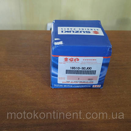 16510-92J00 / 16510-82703 Фільтр масляний Suzuki DF140, фото 2