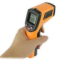 Промышленный градусник AR 320, Лазерный бесконтактный термометр