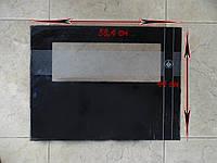 Оригинальное внешнее панорамное стекло к газовой плите Старый Брест 1457 размером 584х440