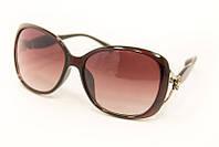 Женские очки в пластиковой оправе