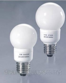 Енергозберігаюча лампа ESL-637 E14 7W ДО 4100